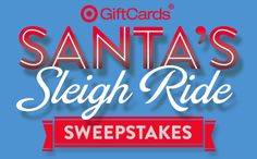 Enter for the chance to win a Target GiftCard worth up to $1,000!
