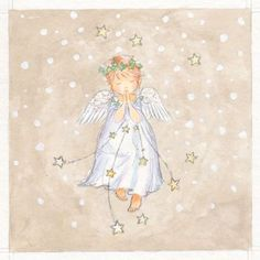 Alenquerensis: Annabel Spenceley Christmas Postcards