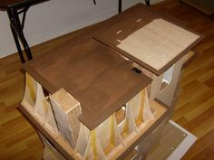 More Minis @ Blogspot: Dollhouse Roof Options Guide