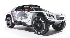 Peugeot 3008 DKR, el nuevo arma de Carlos Sainz para el Dakar - http://www.actualidadmotor.com/peugeot-3008-dkr-el-nuevo-arma-de-carlos-sainz-para-el-dakar/