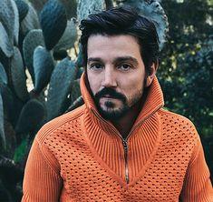 Diego Luna for C Magazine Diego Luna, Babe, Men Sweater, Magazine, Te Amo, Men's Knits, Magazines, Warehouse, Newspaper