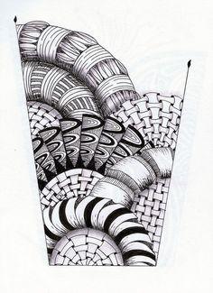 #art, doodles, tangle art, tangles