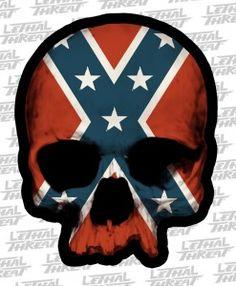 Custom Punisher Skull Rebel Flag By Eddieduffield19 On Deviantart Confederate Flag Amp Tattoos
