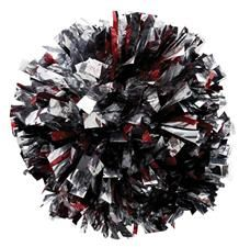 Custom Metallic Glitter (Available in multiple color combos) Cheerleading Pom Poms, Cheer Pom Poms, Pom Pon, How To Make A Pom Pom, 2 Colours, Color Combos, Christmas Wreaths, Birthday Parties, Girly
