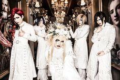GRIEVA (グリーヴァ) Formed: 2012 Vocal: Kyouki (狂鬼) Guitar: Roku (碌) Guitar: Haru (陽) Bass: Hisame (緋雨) Drums: yuugo (優冴) Kyouki Kyouki Kyouki: A Kyouki: April 25th Roku Roku Roku: A Roku: Oct 12th Haru...