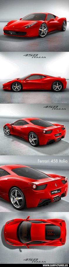 @PunIntendedMag 2013 Ferrari 458 Italia