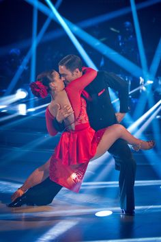 Dani and Vincent - Strictly Come Dancing - Semi Final - 2012