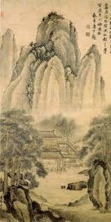 Zhou Chen(周臣) , 长夏山村图