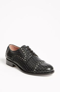 RED Valentino 'Polka Dot' Oxford available at #Nordstrom