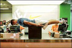 Jeremy Lin Endorsing Nike!