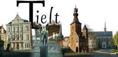 Tielt (België) en drie opmerkelijke verhalen.