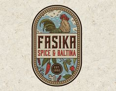 "Check out new work on my @Behance portfolio: ""Branding for Fasika Spice and Baltina"" http://be.net/gallery/46605559/Branding-for-Fasika-Spice-and-Baltina"