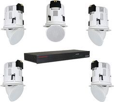 Graceful Surround Sound Speaker Options