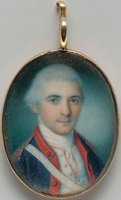 Ennion Williams, 1776, by Charles Wilson Peale