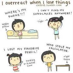 Overreactions. ❤ Love CLEAN HUMOR?? ❤ Follow Sanitaryum at Sanitaryum: Funny Clean Humor Pics & LOL Vids