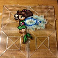Sailor Jupiter perler beads by b.dawg.skip