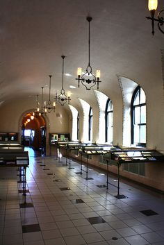 The Alcove, The Cleveland Public Library, 1925 Walker & Weeks, architects (by The Cleveland Kid)