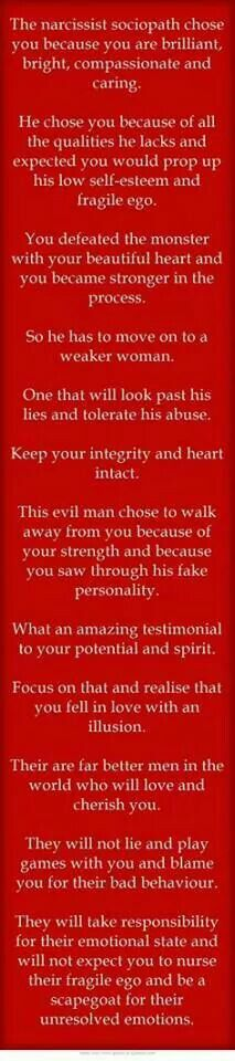 Keep you integrity and heart intact