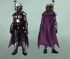 Star Wars Characters Pictures, Star Wars Pictures, Star Wars Images, Mandolorian Armor, Mandalorian Costume, Female Armor, Star Wars Concept Art, Star Wars Outfits, Star Wars Rpg