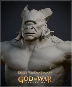 Art of God of WarAscension (21)