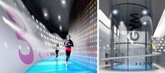 Ladies Sport Centre  Fenwick Iribarren Architects Doha, Qatar