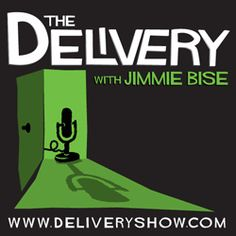Logo Design: The Delivery podcast with Jimmie Bise