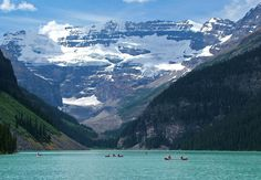 Lake Louise, Banff, Alberta, Canada