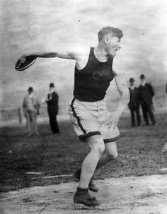 Jim Thorpe - 1912 Olympics in Stockholm.