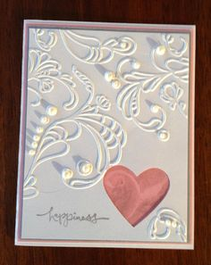 Bridal Shower Card Front by Fielder - Cards and Paper Crafts at Splitcoaststampers
