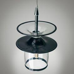 Pendelleuchte aus geblasenem Murano Glas Silvia 7429521824866