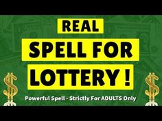 Lucky Numbers For Lottery, Winning Lottery Numbers, Winning Numbers, Good Luck Spells, Easy Love Spells, Wiccan Spell Book, Wiccan Spells, Magick, Witchcraft