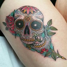 63 Skull Tattoos for the Badass In You