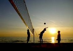 Beach volley (L