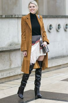 Shop this season's hottest shoe trend: Over The Knee Boots