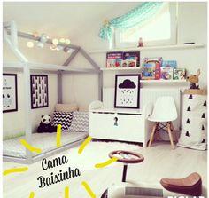 Dormitório Montessori