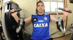 Clube de Regatas do Flamengo - Treino do futebol profissional - CT de Vargem Grande -17-09-2013