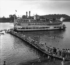 Idlewild at Fontaine Ferry Park, Louisville, Kentucky, 1934. :: Caufield & Shook Collection