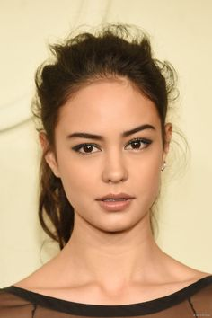 Courtney Eaton attends the Chanel Paris-Salzburg 2014/15 Metiers d'Art Collection on March 31, 2015 in New York City