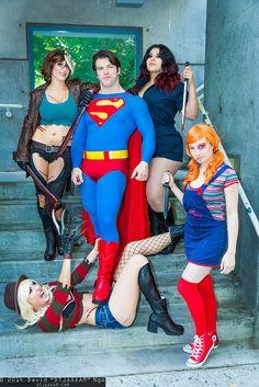 Female jason voorhees cosplay