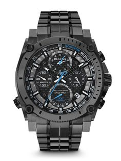 Bulova 98B229 Men's Precisionist Chronograph Watch