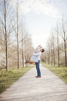 Orchard Engagement session