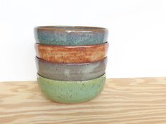 Hey, I found this really awesome Etsy listing at http://www.etsy.com/listing/76713958/stoneware-pottery-bowls-set-of-4-ceramic