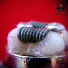 That #AN80 pulls off a nice crisp flavor...do yourself a favor and try this wire!  @anarchistmfg @dotmod  @teamclean.coil.crew #teamclean  #anarchistmfg @localvapeshop #localvapeshop #cleanbuilds @cleanbuilds #vgod #vapergate #lightningvapes #dripclub @dripclub #nativewickscotton #twistedmesses #hyonusa  #coilporn @coilporn  #coilsmith #coilsandplumes #vapelyfe #vape #vapeporn #buildfam