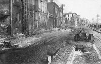 Η Λεωφόρος Νίκης μετά την πυρκαγιά Thessaloniki, Once Upon A Time, Old Photos, Greece, Street View, History, Painting, Outdoor, Old Pictures