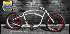 Znalezione obrazy dla zapytania bicycles custom made