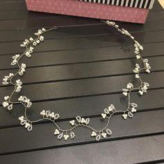"""61 Beğenme, 1 Yorum - Instagram'da Eight Ten Design (@eighttendesign): """"#gelinsacaksesuari #gelinsaci #wedding #bridalhairpiece"""" Hair Accessories, Bride, Bracelets, Silver, Wedding, Jewelry, Instagram, Fashion, Wedding Bride"""