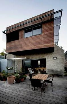 [SANS THE HORNED ARTWORK] - Model House in Melbourne by Breathe Architects | Yellowtrace