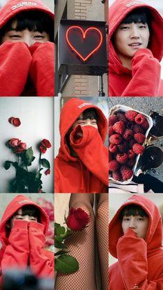 IG | @kpop_moodboards.colleges GOT7 JB Im Jaebum wallpaper moodboard aesthetic