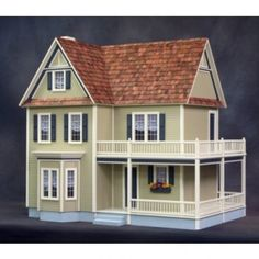 Building A Dollhouse: Kit Introduction