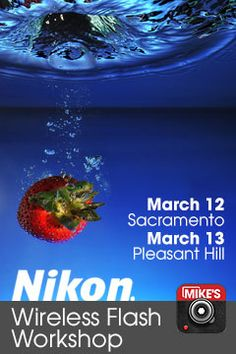 #Nikon #Photography Photography Tips http://mikescamera.com/nikonwirelessflashworkshop.html